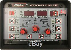 Longevity INNOVATOR 255i, 250 Amp AC/DC Pulsed TIG Welder / 40 Amp Plasma Cutter