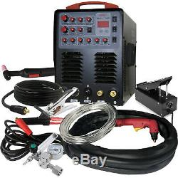 Longevity WELDALL 160PI, 160 Amp AC/DC TIG/STICK Welder / 40 Amp Plasma Cutter