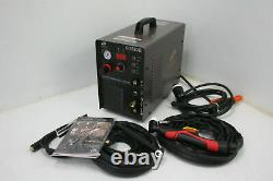 Lotos CT520D 50 AMP Air Plasma Cutter 200 AMP Tig Stick MMA ARC Welder Combo