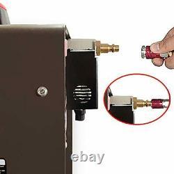 Lotos LTPDC2000D Welder Stick Non Touch Pilot Arc Plasma Cutter Tig Brown New