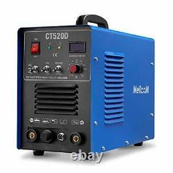 Mellcom CT520D Welding Machine 50Amp Plasma Cutter 200Amp TIG Welder 3 in 1 M