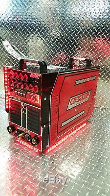 Mig/tig Av6xc+pulse Sq. Ac/dc-tig-250 Amps Aluminum+pilot Arc Plasma Cutter 60amp