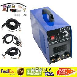 Multi-function 3IN1 TIG/MMA Air Plasma Cutter Welder Welding Torch Machine USA