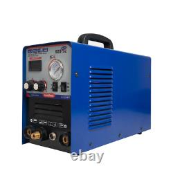 Multiproess Welder & Cutter Plasma Cutting Tig Mma Welding Steel Machine & Parts