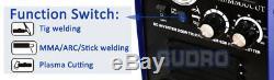 Multiproess Welder Machine&Cutter Air Plasma Cutter Tig MMA Welding Steel 2020