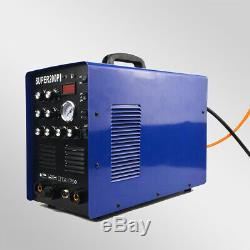 NEW 7 in 1 Plasma Cutter IGBT 200A AC/DC PULSE TIG/MMA ALUMINIUM Welder WIeding
