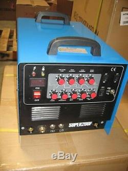 NEW TIG & Arc AC/DC Welder, Plasma Cutter & Pulse NEW 200P FOOT PEDAL INCLUDED
