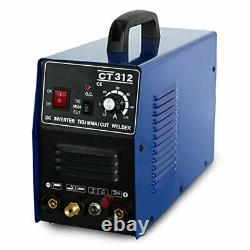 Pilot ARC Air Plasma Cutter / MMA / TIG Welder CNC Compatible 3 in 1 machine