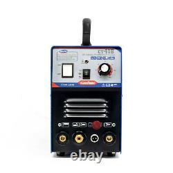 Pilot ARC Plasma Cutter / ARC / TIG Welder CNC Compatible CT418 3 in 1 machine