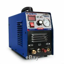 Pilot ARC Plasma Cutting Machine Blue CUT50P CNC Cut 14 mm 50A 110/220V+CSA