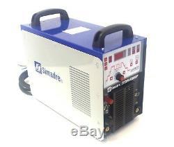 Pilot Arc 50amp Plasma Cutter Simadre Digital 110/220v & 200a Tig Arc Mma Welder