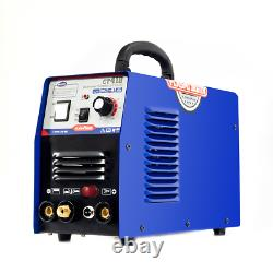 Plasma Cutter 110V/220V CT418 Pilot ARC tig/mma Welder 3in1 Welding IN USA Stock