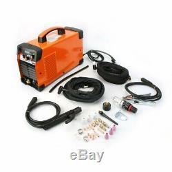 Plasma Cutter 50A /200A DC Inverter TIG ARC MMA 3 in 1 Welder 110/220V US