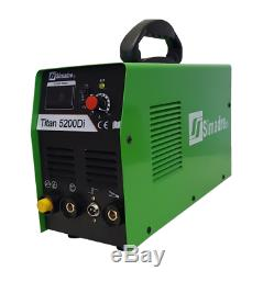 Plasma Cutter 50a Simadre Igbt 520d 110/220v 200a Tig Mma Arc Welder Power Torch
