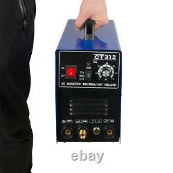 Plasma Cutter CT312 Torch Consumables Welder Cutting Machine Air Welding Tig
