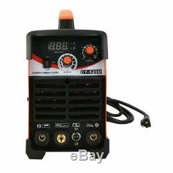 Plasma Cutter CT520D 50A/200A DC Inverter TIG ARC MMA 3 in 1 Welder 110/220V tm