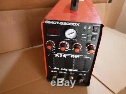 Plasma Cutter Simadre 5200DX 50 Amp / 200 Amp Tig Arc Mma Welder 110/220V AS/IS