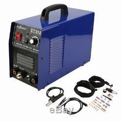 Plasma Cutter TIG MMA Welder Inverter Cutter 3in1 Welding machine &Consumables