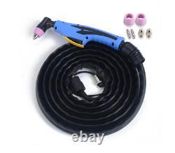 Plasma Cutter/TIG/Stick Arc 3-in-1 Combo DC Welder 50A-Plasma Cutter