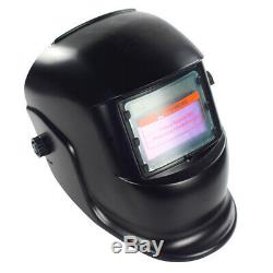 Plasma Cutter TIG Welder MMA ARC AC/DC Welding Aluminium 7 in 1 Machine w Helmet