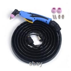Plasma Cutter/Tig/Stick Arc 3-In-1 Combo Dc Welder 50A-Plasma Cutter 200A-Tig-To