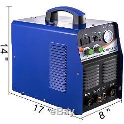 Plasma Cutter Tig Welder CT312 TIG MMA Arc 3 In 1 Combo Welding Machine 110/220V