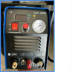Plasma Cutter Tig Welder CT520 TIG MMA 3 In 1 Non-Touch Pilot Arc Torch 110/220V