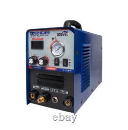 Plasma Cutter Welder Machine Welding 3 Functions 520TSC TIG / MMA / cut 110 / 22