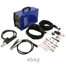 Portable 3 in 1 Welding Machine Plasma Cutter TIG MMA CUT Welder Inverter 220V