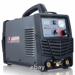 Power Plasma Cutter Tig Stick Arc Multi Process Automatic Temperature Welding Ma