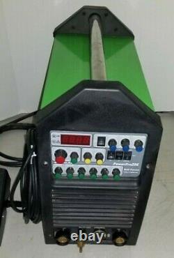 PowerPro 256 250AMP AC DC TIG STICK PULSE WELDER 60amp Plasma Cutter by EVERLAST
