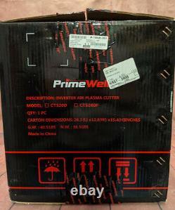 PrimeWeld (CT-520D) Plasma Cutter / TIG Welder / Stick Welder