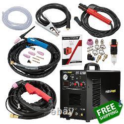 Primeweld 3-In-1 50 Amp Plasma Cutter, 200 Amp TIG Welder and 200 Amp Stick Weld
