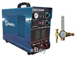 SIMADRE 5200D PLASMA CUTTER 3-IN-1 50A 110/220V 200A TIG ARC MMA WELDER With ARGON