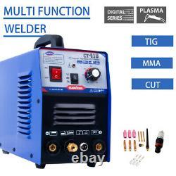 TIG/MMA/CUT DC Interver Multi-function Welder Cutting Machine Househould DIY
