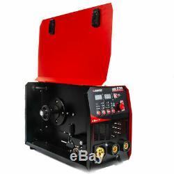 TIG/MMA/MIG Welder MIG235 3in1 Combo Multi-Function Welding machine 110/220V