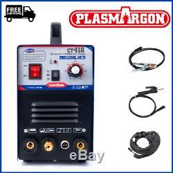 TIG/MMA Welder Portable Cutter Stick 3in1 Welding Machine +Torches Plasma Cutter