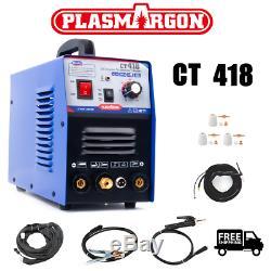 TIG/MMA Welder Portable Plasma Cutter Welding Machine +Torches Welder Machine
