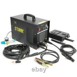 TIG/Stick/Plasma Cutter 3-in-1 Combo Welder DC Inverter IGBT 220V with Regulator