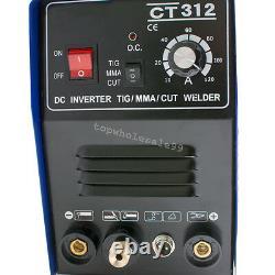 TIG Welder Welding Machine MMA CUT 3 in 1 Welder DC Interver AC 110V Newest