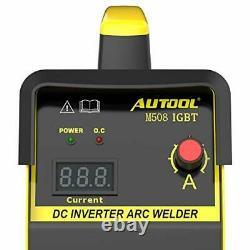 Tig Welder Digital Display Panel Plasma Cutter Lightweight & Portable Welder