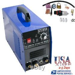 USA3 in 1 CT312 TIG / MMA Air Plasma Cutter Welder Welding Torch Machine 60Hz