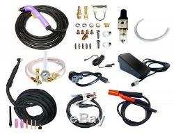 UltraArc 205 200 Amp Pulse DC TIG Stick 50 Amp Plasma Cutter Combo Dual Voltage