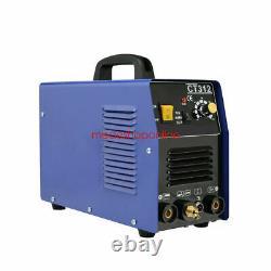 Useful CT312 TIG/MMA/Cut 3IN1 Air Plasma Cutter Welder Welding Machine&Torches