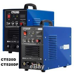 VIVOHOME 3In1 Plasma Cutter TIG STICK/MMA Welder Welding Machine Tool 110/220V