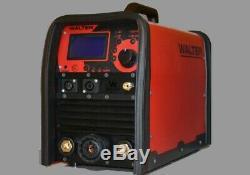 Walter AC/DC 220CUT TIG Welder Plasma Cutter Integrated. FREE DHL EXPRESS SHPPNG