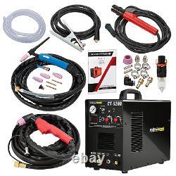 Weld 3-In-1 50 Amp Plasma Cutter, 200 Amp Tig Welder And 200 Amp Stick Welder