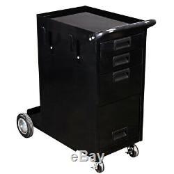 Welding Cabinet Cart for MIG TIG ARC Plasma Cutter Tank Storage Heavy Duty