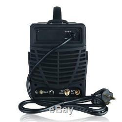 Welding Machine Plasma Cutter/TIG/Stick Arc DC Welder 160A-TIG-Torch 140A-Stick